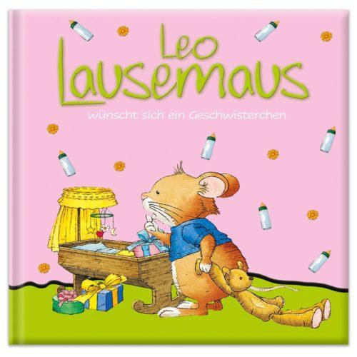 Leo Lausemaus wünscht sich ein Geschwisterchen