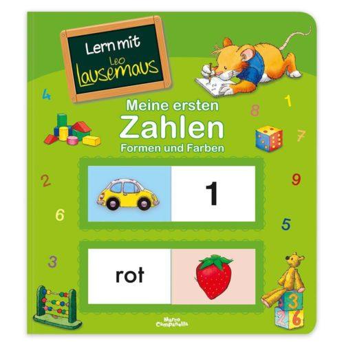 Lern mit Leo Lausemaus