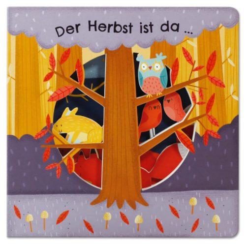Der Herbst ist da ...