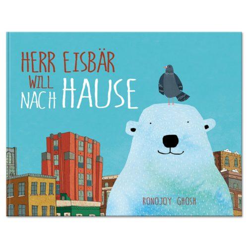 Herr Eisbär will nach Hause