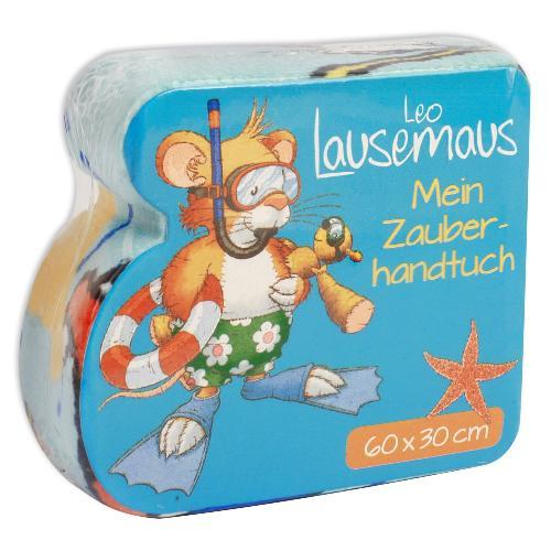 Leo Lausemaus - Mein Zauberhandtuch