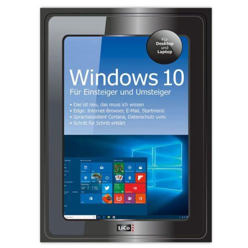 Windows 10 für Umsteiger und Einsteiger