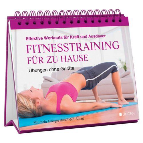 Fitnesstraining für zu Hause