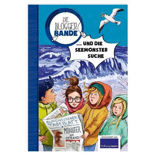 Die Bloggerbande… und die Seemonster-Suche
