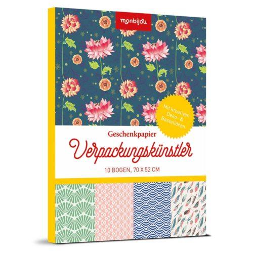 Verpackungskünstler - Design floral