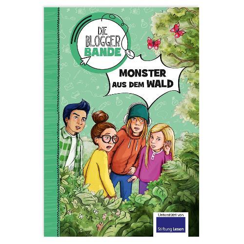 Die Bloggerbande… Monster aus dem Wald