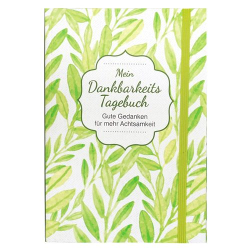 Mein Dankbarkeits-Tagebuch