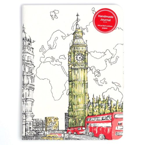 Notizbuch City - London