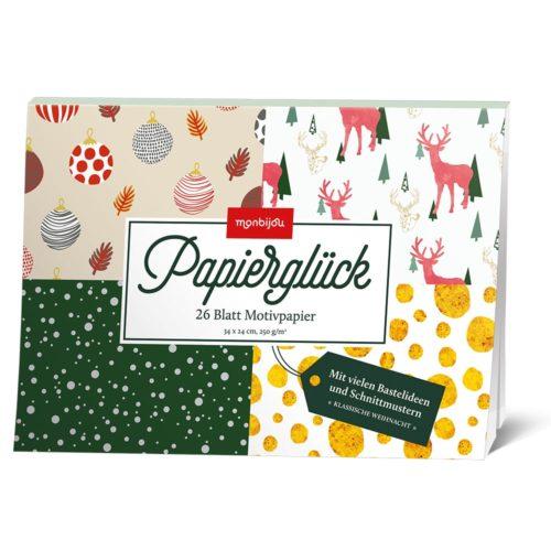Papierglück - Design Weihnachten klassisch