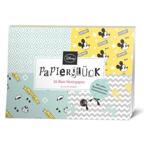 Papierglück - Design Micky Maus