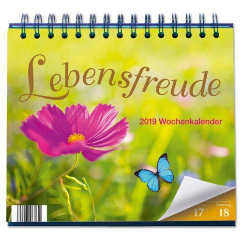 Tischkalender 2019 - Lebensfreude
