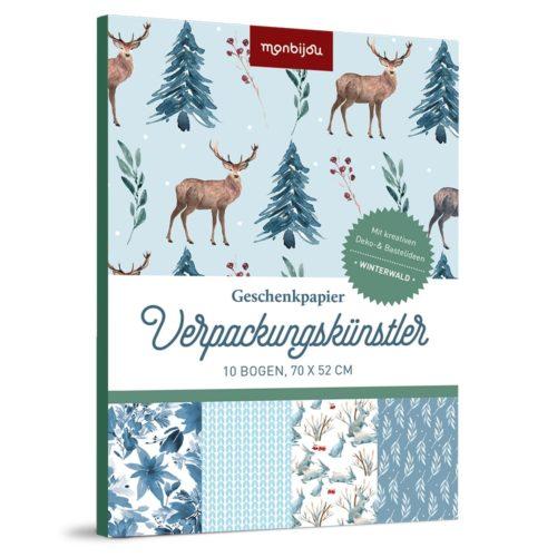 Verpackungskünstler – Winterwald