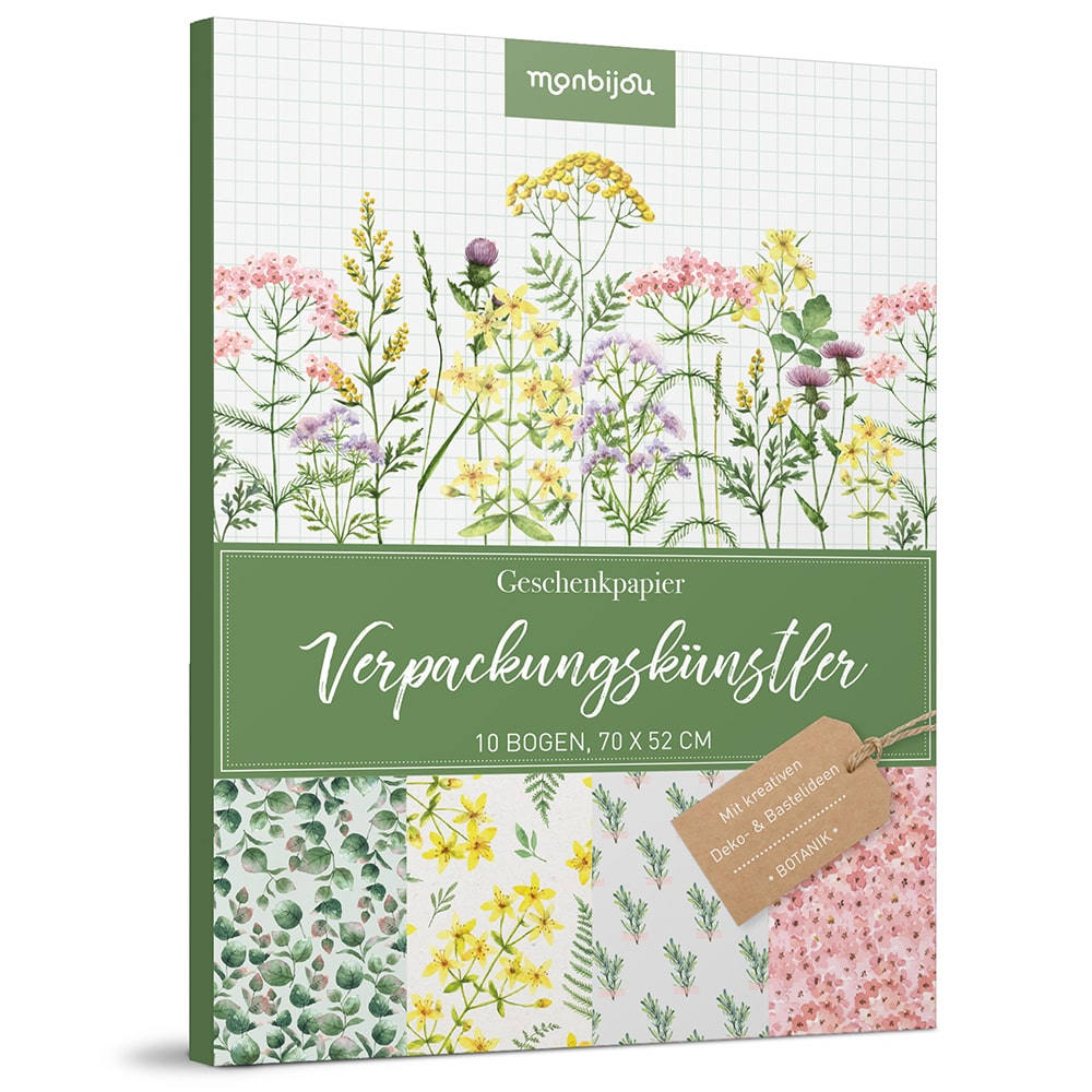 Verpackungskünstler – Botanik