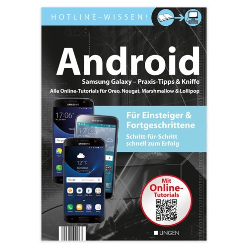 Android Samsung Galaxy - Praxis-Tipps & Kniffe