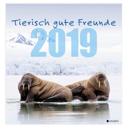 Dekokalender 2019: Tierisch gute Freunde