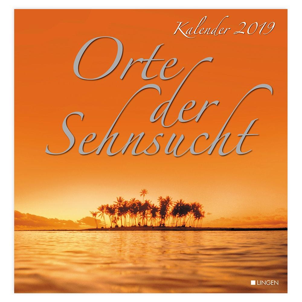 Dekokalender 2019 Orte Der Sehnsucht Lingenverlag De