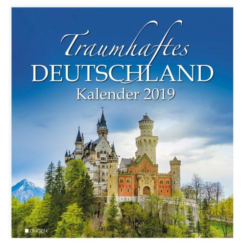 Dekokalender 2019: Traumhaftes Deutschland