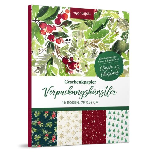 Verpackungskünstler - Classic Christmas