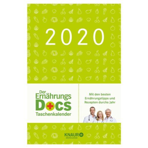 Der Erhnährungs-Docs-Taschenkalender 2020