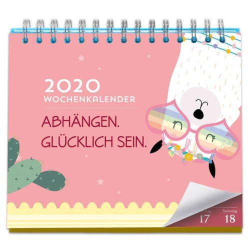 Tischkalender 2020 - Abhängen