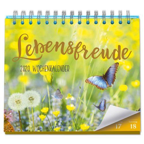 Tischkalender 2020 - Lebensfreude