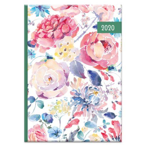 Buchkalender 2020 - Frauen Aquarell
