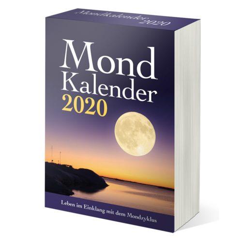 Abreißkalender 2020 - Mond