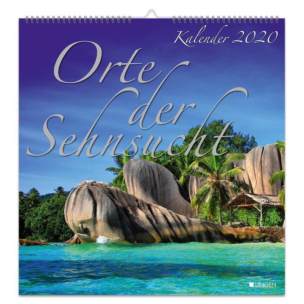 Dekokalender 2020 Orte Der Sehnsucht Lingenverlag De