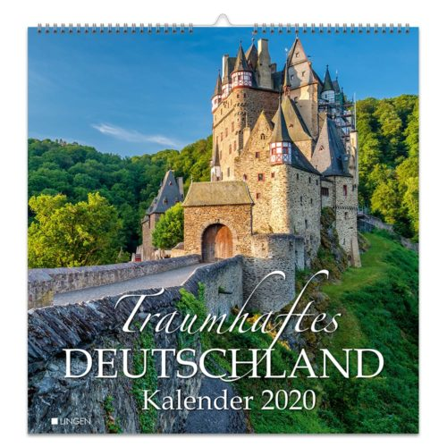 Dekokalender 2020 - Traumhaftes Deutschland