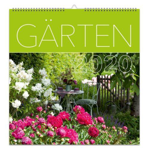 Dekokalender 2020 - Gärten der Welt