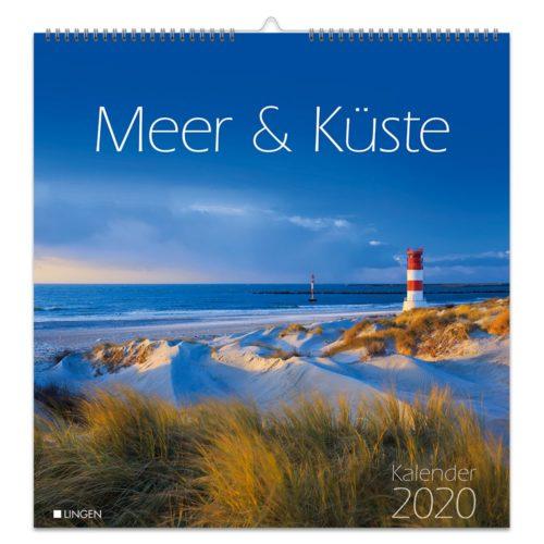Dekokalender 2020 - Küste und Meer