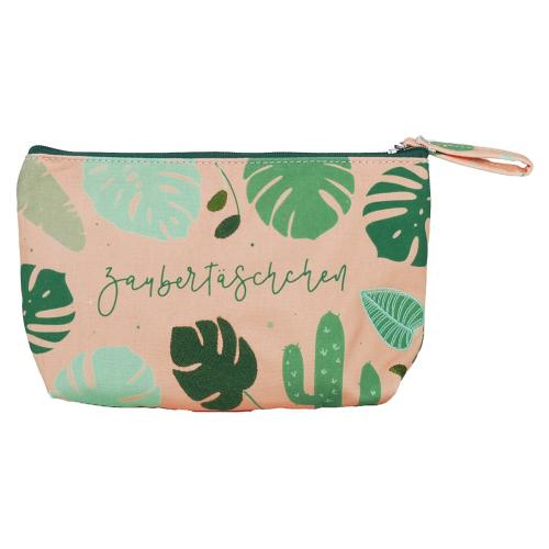 Bestickte Tasche – Urban Jungle