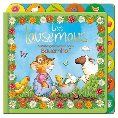 Leo Lausemaus – Minutengeschichten vom Bauernhof