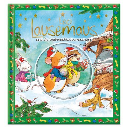 Leo Lausemaus und die Weihnachtsüberraschung