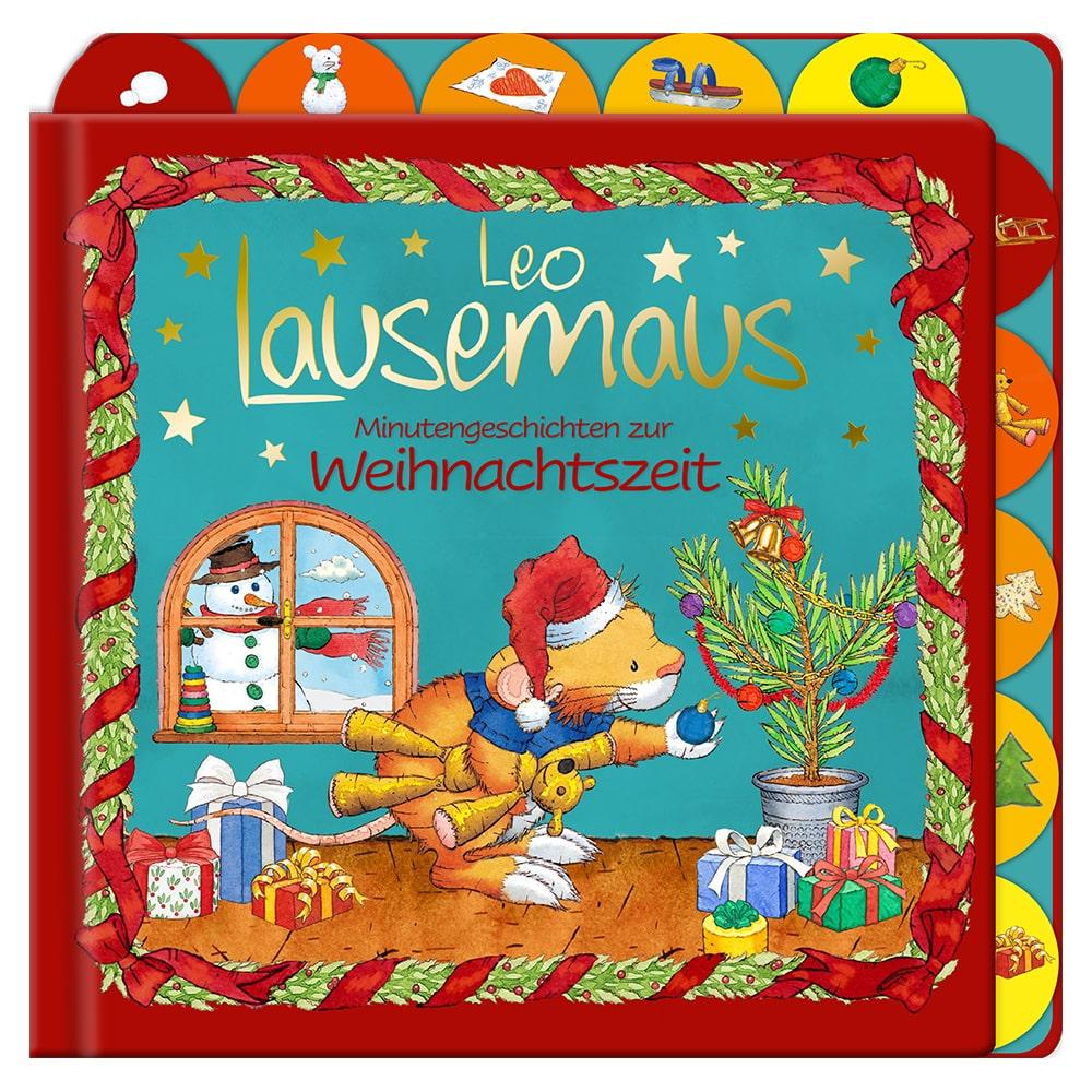leo lausemaus - minutengeschichten zur weihnachtszeit