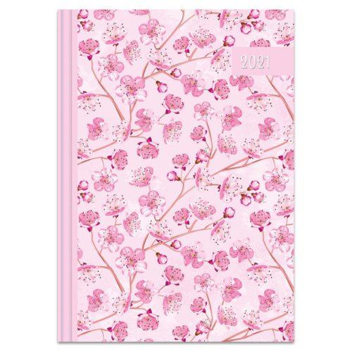 Buchkalender 2021 – Kirschblüten