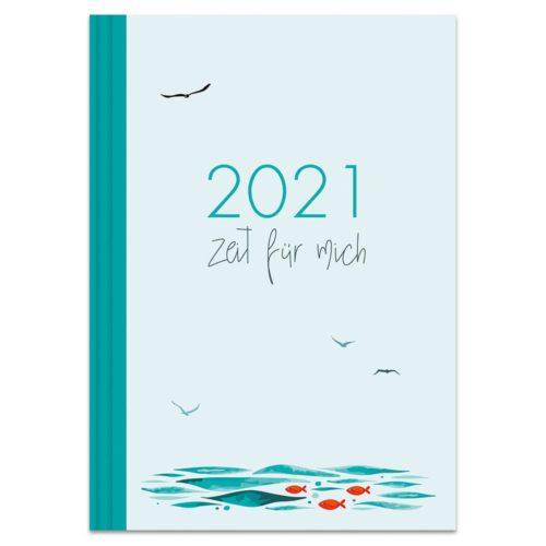 Buchkalender 2021 – Zeit für mich