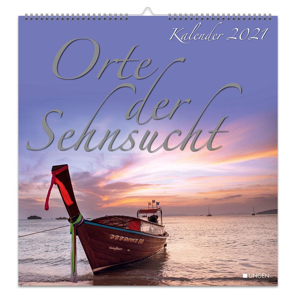 Dekokalender 2021 Orte Der Sehnsucht Lingenverlag De