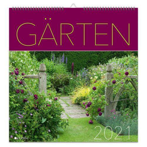 Dekokalender 2021 – Gartenträume
