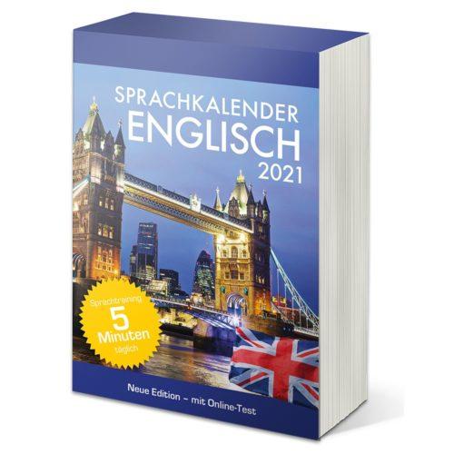 Abreißkalender 2021 – Englisch