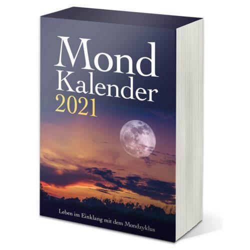 Abreißkalender 2021 – Mond