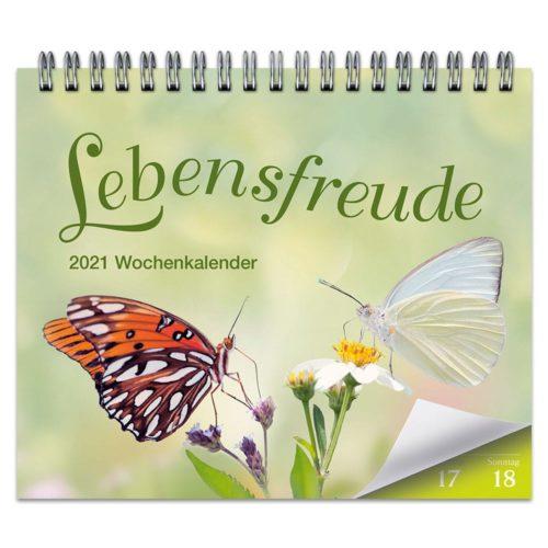 Tischkalender 2021 – Lebensfreude