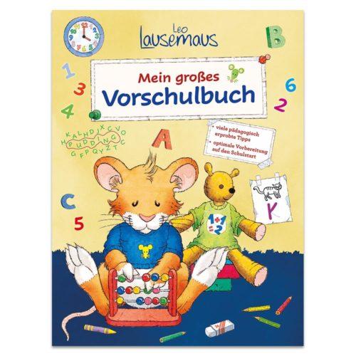 Leo Lausemaus – Mein großes Vorschulbuch