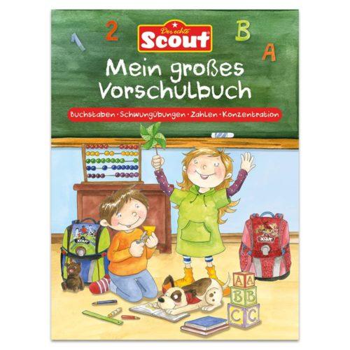 Scout – Mein großes Vorschulbuch