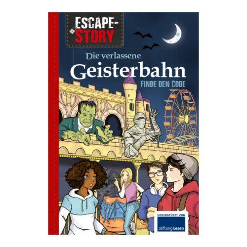 Ferien-Lesebuch: Escape-Story