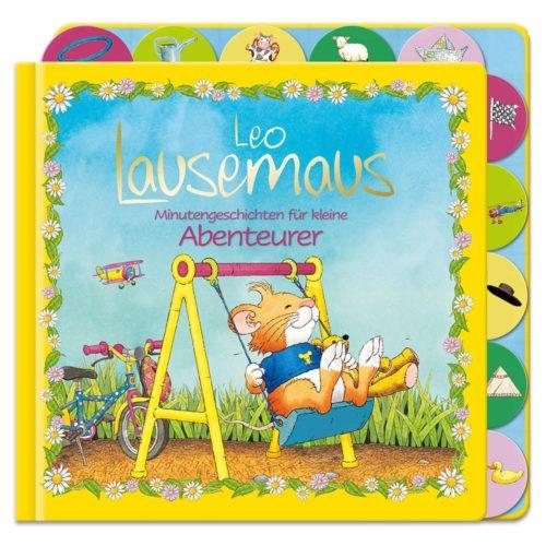 Leo Lausemaus – Minutengeschichten für kleine Abenteurer