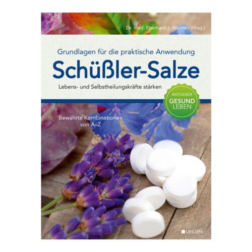 Schüßler-Salze Lebens- und Selbstheilungskräfte stärken - Grundlagen für die praktische Anwendung