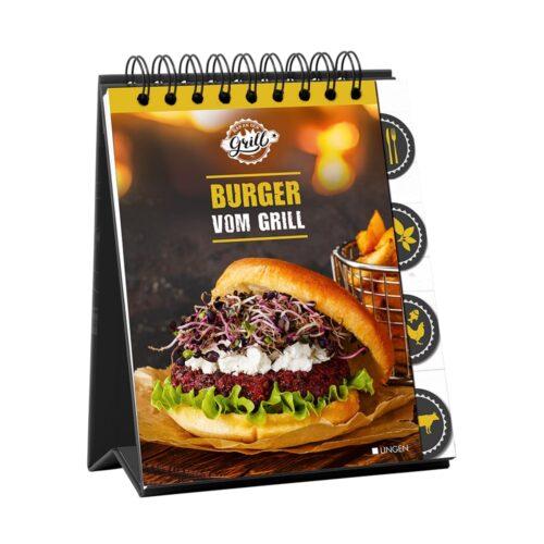 Ran an den Grill - Burger vom Grill