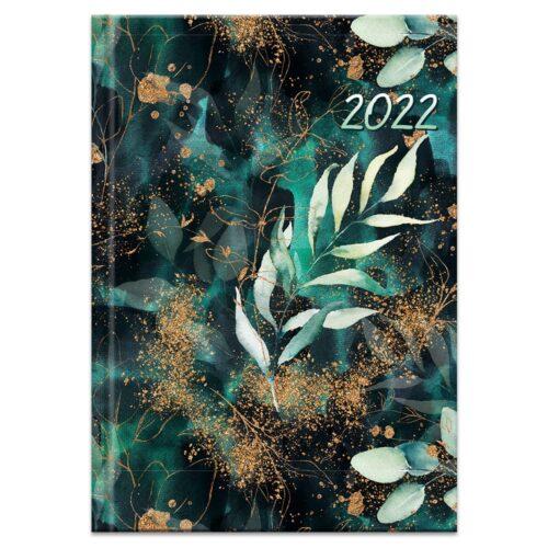 Buchkalender 2022 – Blumen aquarell