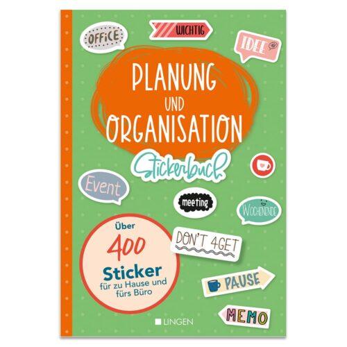 Stickerbuch – Planung und Organisation